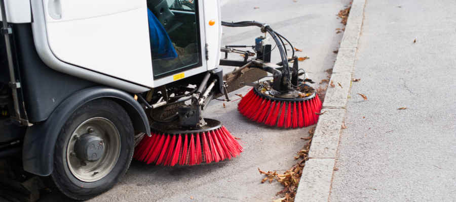 Cleaning Sweepers