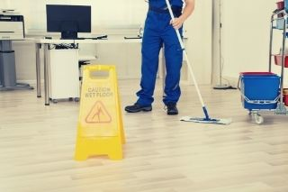 Commercial Contract Cleaning