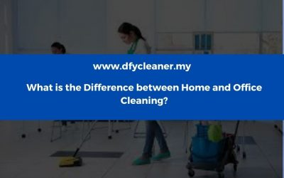 What Is the Difference Between Commercial and Industrial Cleaning?